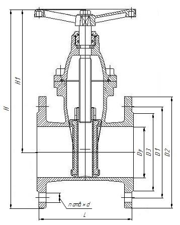 zadvizhka-30ch39r-texnicheskie-xarakteristiki
